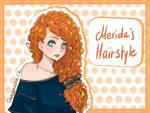 Merida's Hairstyle