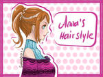 Anna's Hairstyle