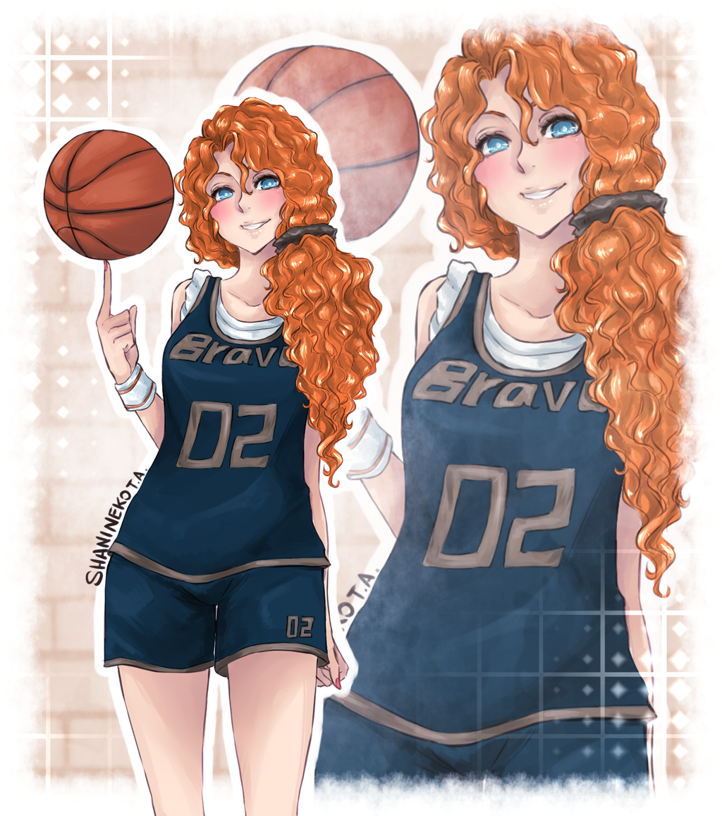 Merida Sport by ShaniNeko
