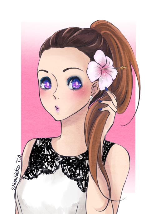 Commission 2 Candycane4 by ShaniNeko