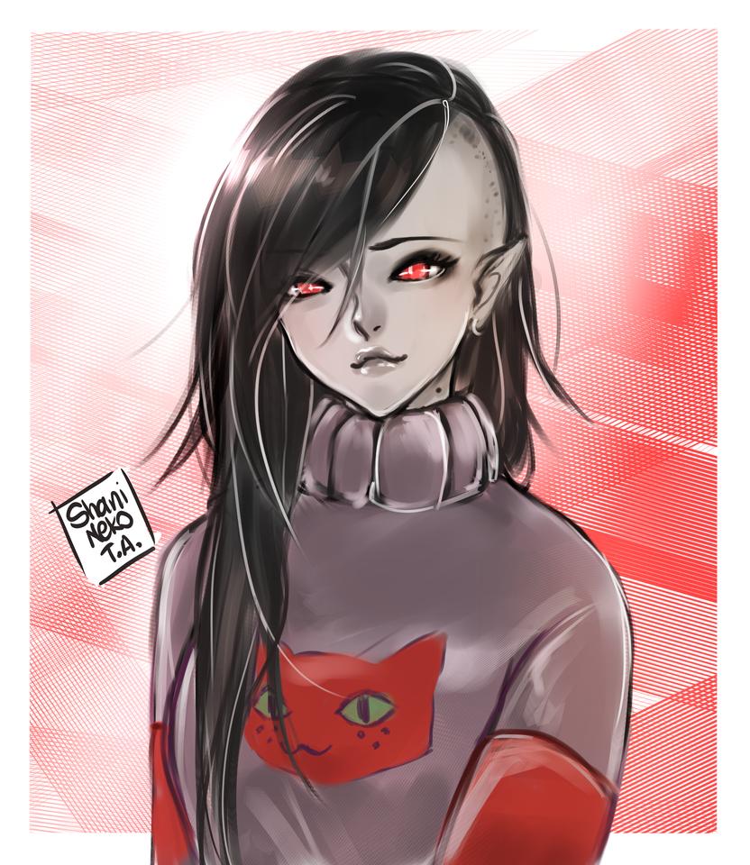 Marceline by ShaniNeko
