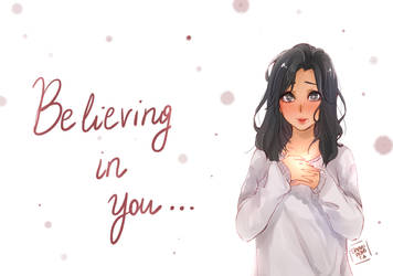 Believing in you by ShaniNeko