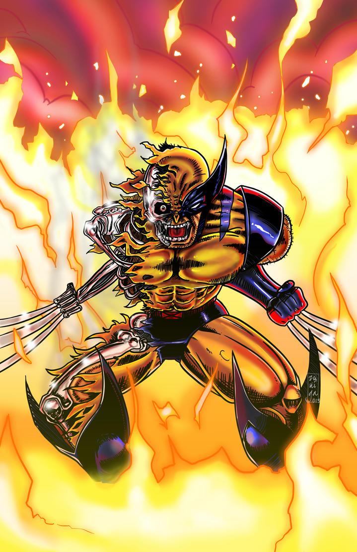 Wolverine by BKresnik