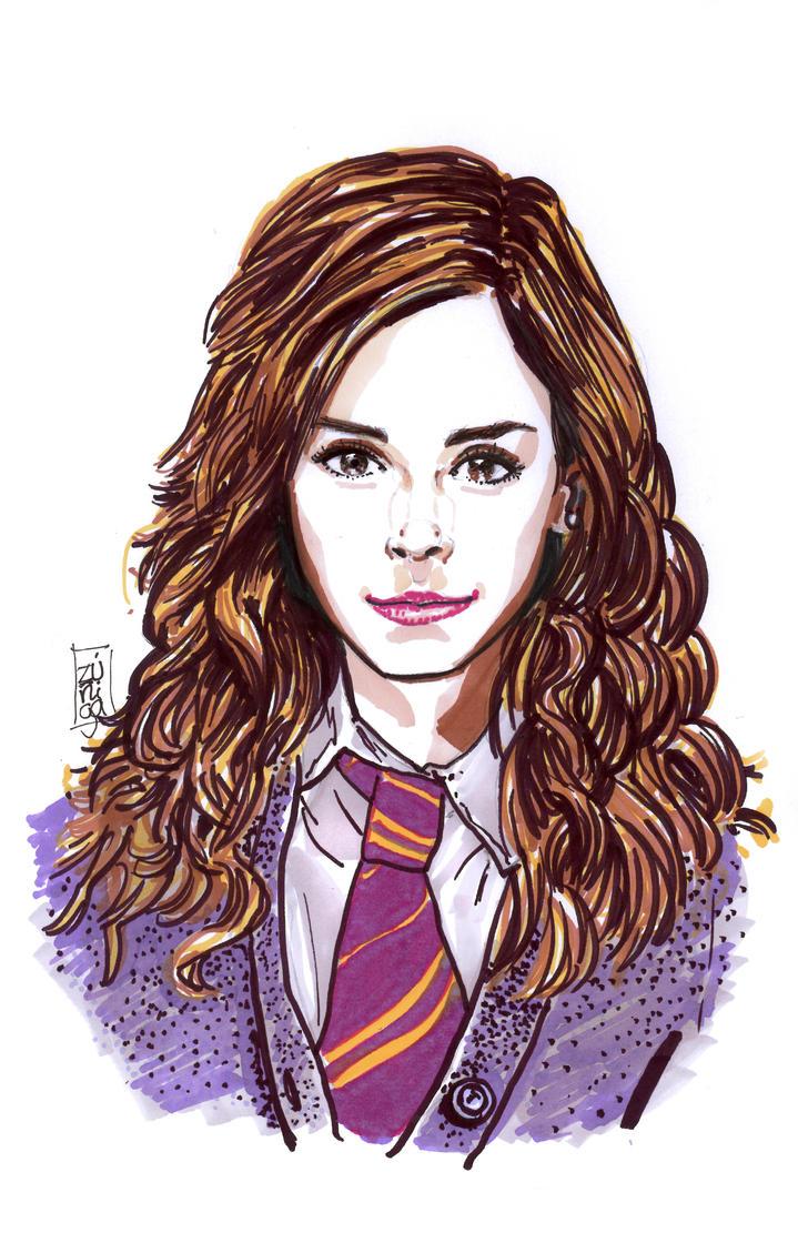Emma Watson by BKresnik