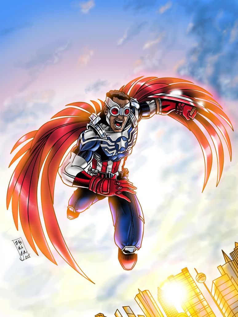 Captain America by BKresnik