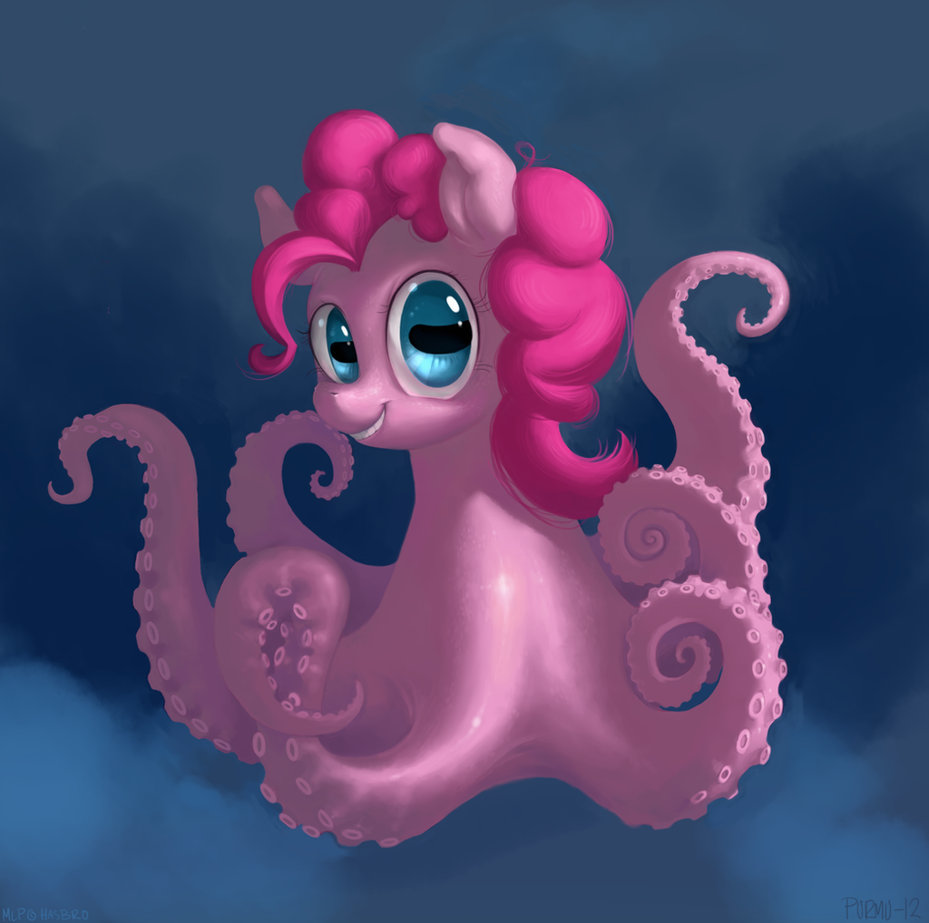 Octopinkie by purmu