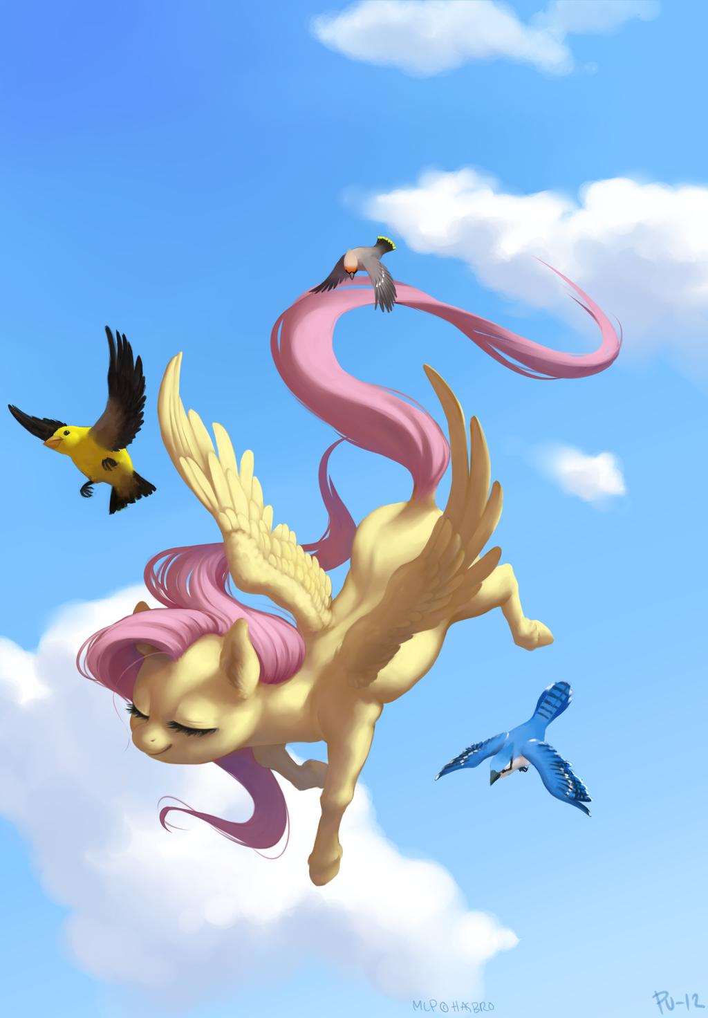 Flutter by purmu