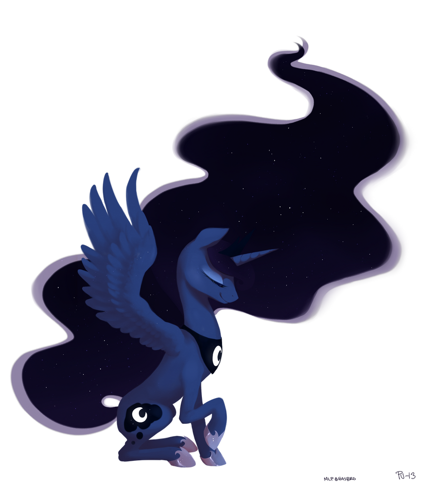 Luna by purmu