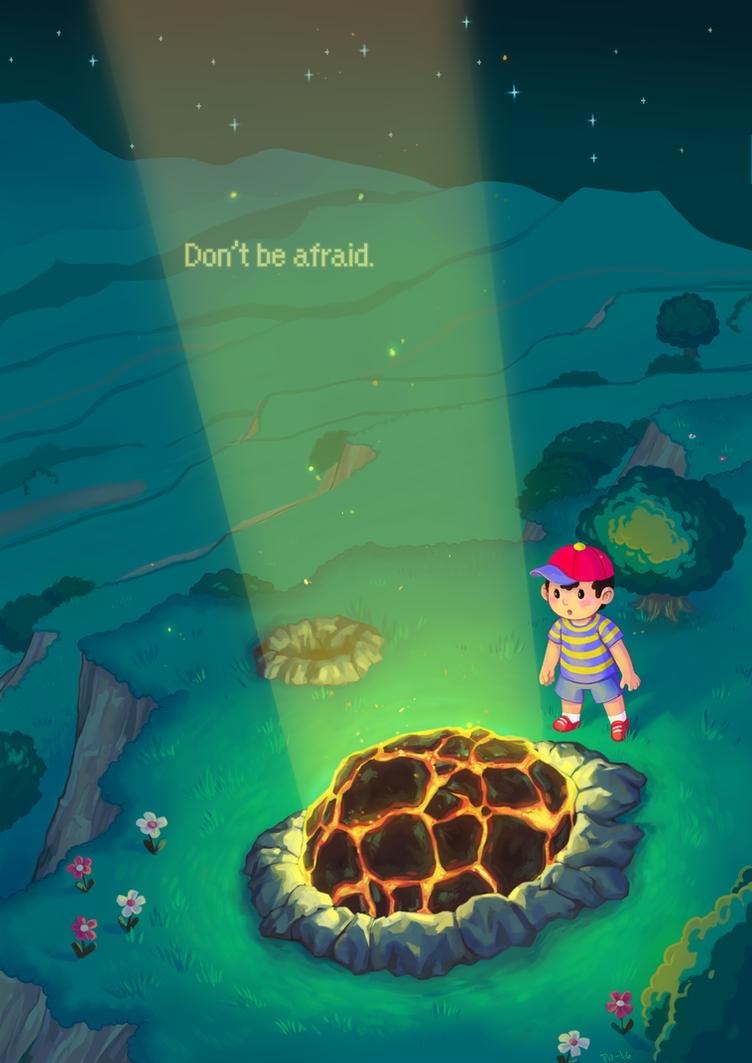 Start of an adventure by purmu