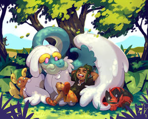 Nap With Drampa