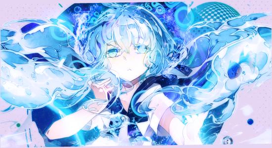 [cmoididi]Dessins/CREAs Fall_on_water_by_cmoididi-d661uq8