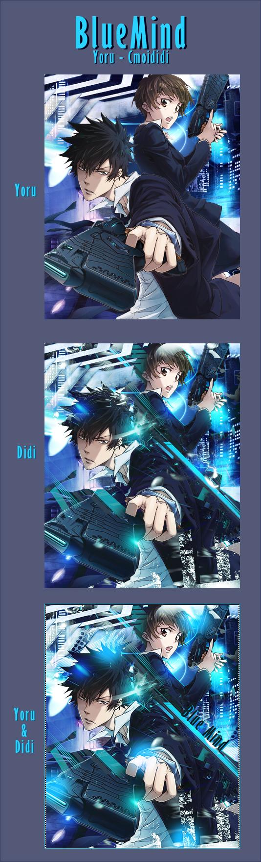 [cmoididi]Dessins/CREAs Blue_mind_by_cmoididi-d66xyqx