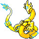 crystwyrm gold shiny by Ozzlander