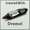 created with dremel by Ozzlander