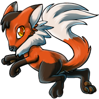 fox quil by Ozzlander