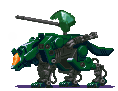 thorn wolf sprite by Ozzlander