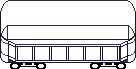 train car line art by Ozzlander