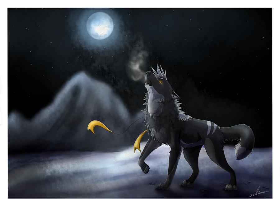 Blue Moon by Zu-Nasr