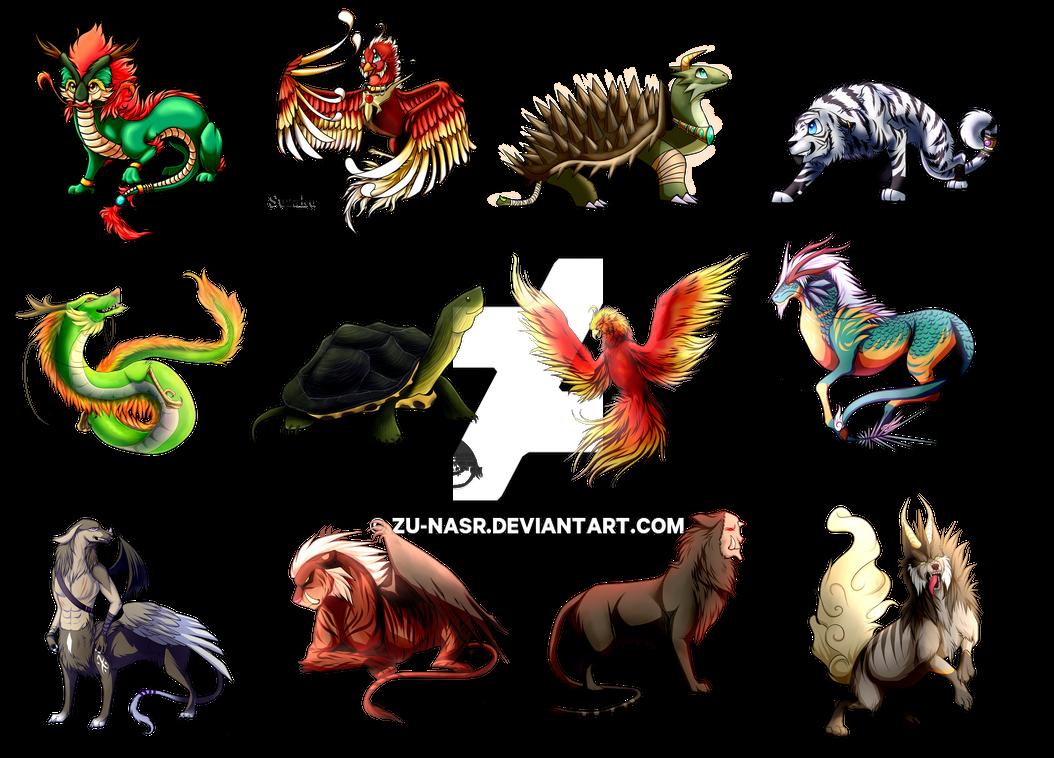 how to draw prehistoric animals
