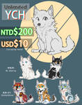Unlimited YCH- $10 (OPEN)