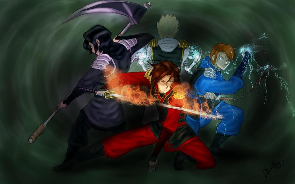 Source Ninjago We Stand Together By BubblesRRJ On DeviantArt