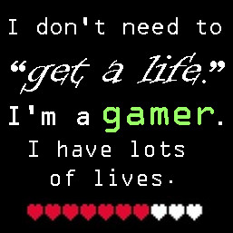 Gamer Icon by LemonFerret