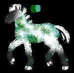 N6246 Padro Foal Design