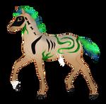 N6625 Personal Padro Foal Design