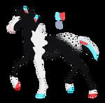 N6973 Padro Foal Design