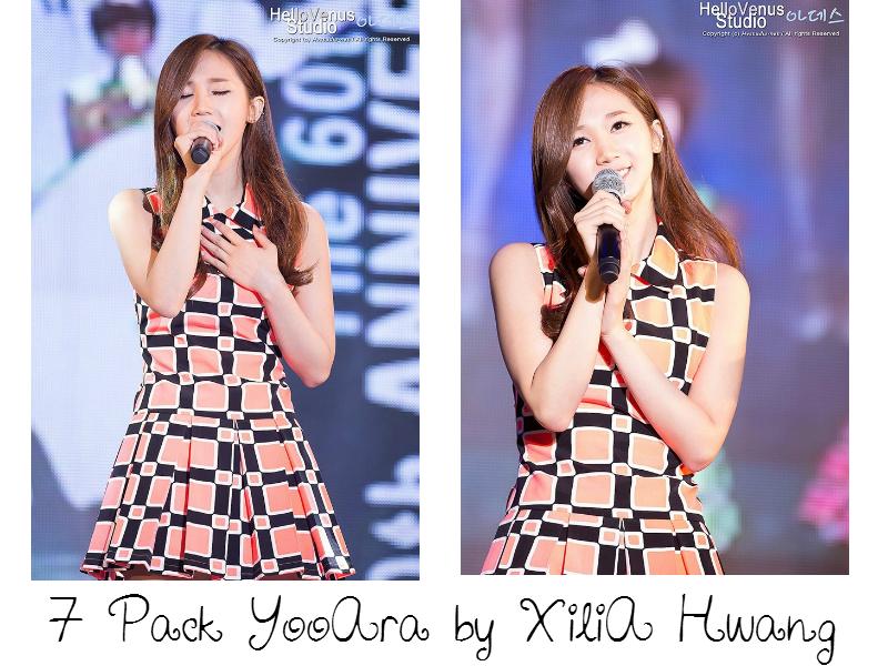 Photopack YooAra  ( Hello Venus) by XiliaHwang