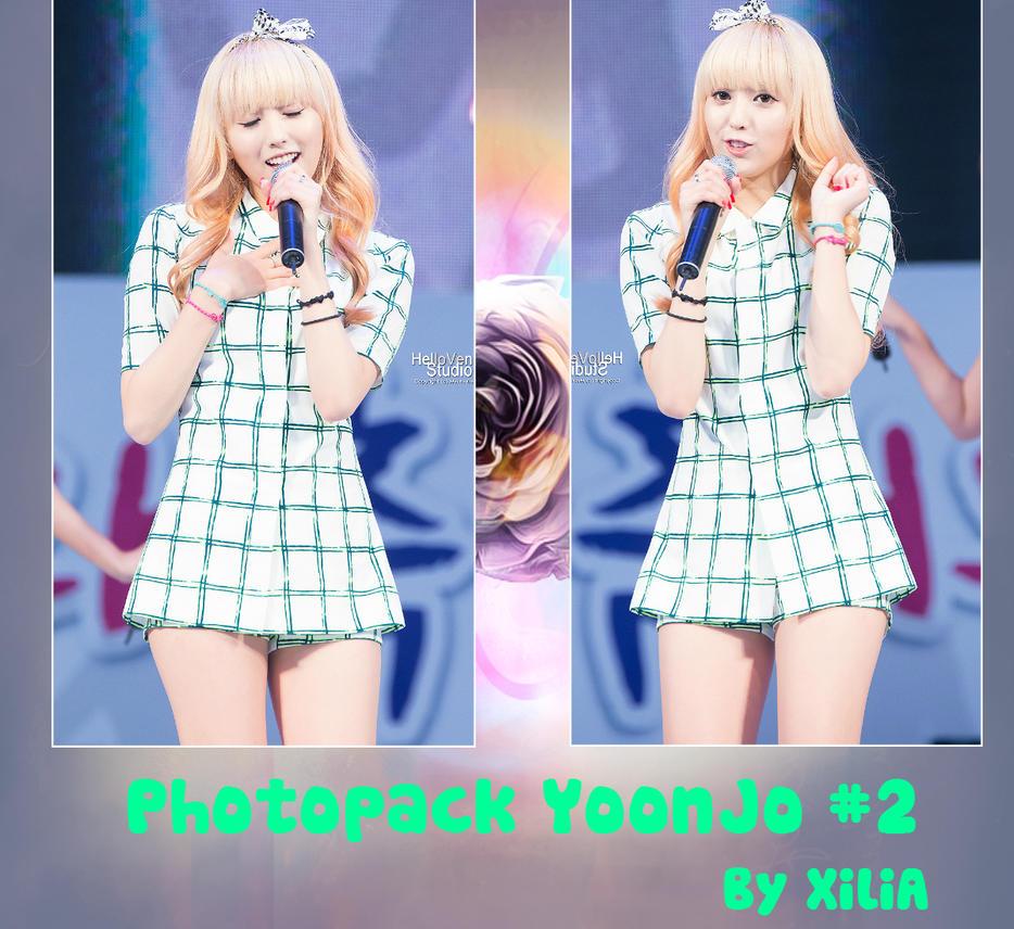 Photopack YoonJo #2 ( Hello Venus) by XiliaHwang