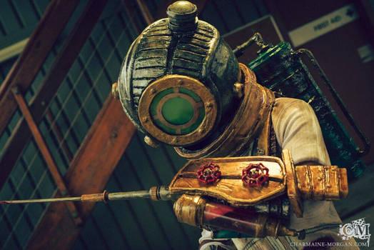 Bioshock 2 cosplay - Sydneynova 04