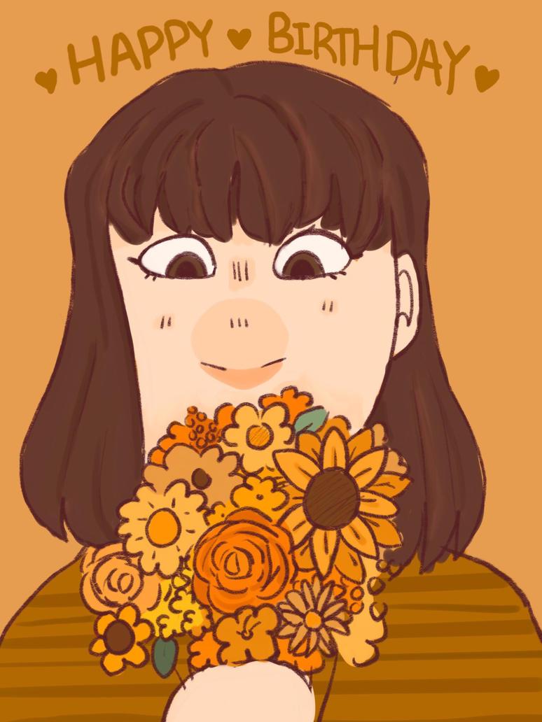 Gift art  by LittleEchoArtist