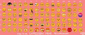 Expression sheet :)