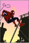 Spider-man by Zach Howard 2