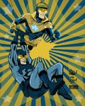 Blue AndGoldByWieringo