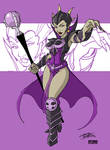 Evil Lynn by KidNotorious