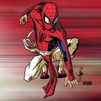 Spider-Man India by James by VPizarro626