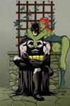 Batman Ivy by Nguyen