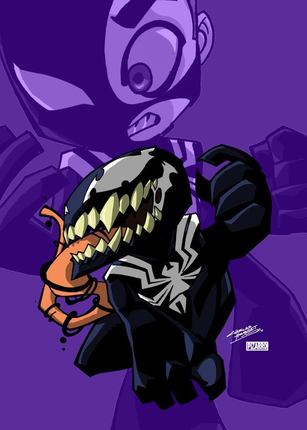 LBH Venom by KidNotorious by VPizarro626