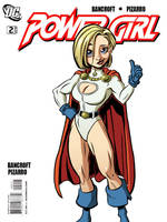 Another Power Girl Bancroft by VPizarro626
