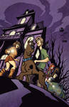 Scooby Doo by TheKidKaos