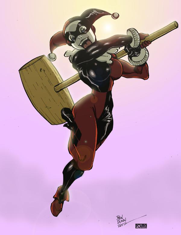 Harley Quinn by DogSupreme by VPizarro626