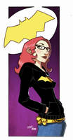 Batgirl by KidNotorious 2