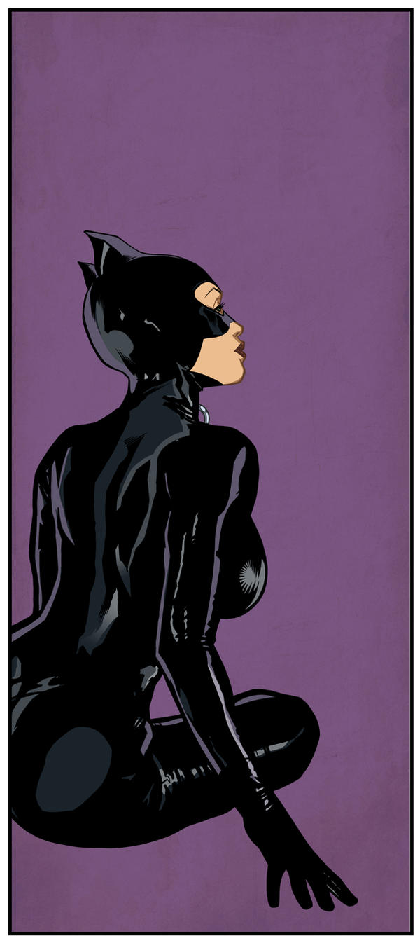 Catwoman By Buzzotano by VPizarro626