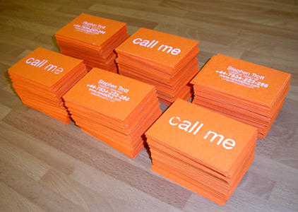 my business cards 06-07 by newblood