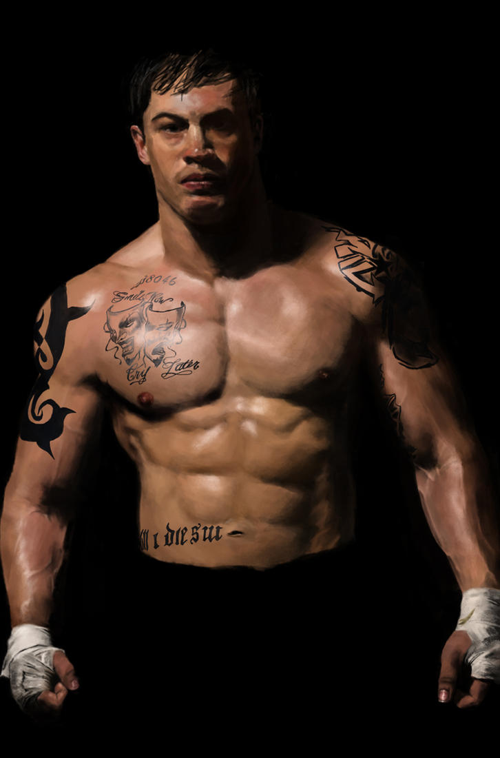 Tom Hardy Warrior Almo...