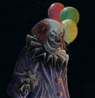 Pennywise Concept *Stephen King's It*