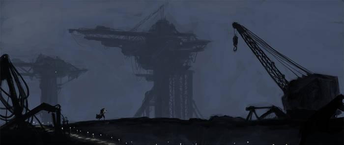 Alien 3 Study