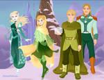 FancyPants Kingdom: The Jewelfollower Family